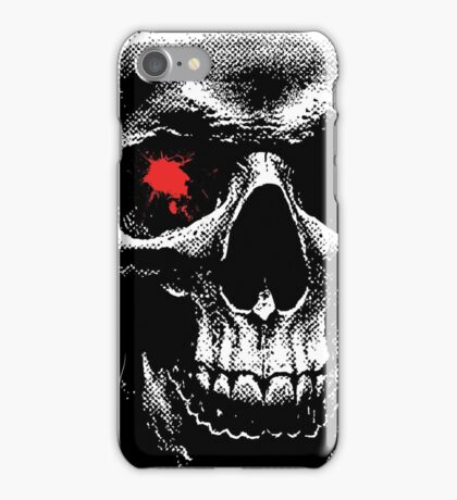 I HAVE DIED iPhone Case/Skin