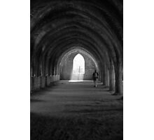 Shining Light Photographic Print