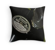 Back to the oldies Throw Pillow