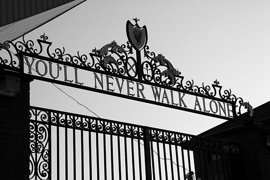 This is Anfield by Manuel Gonçalves