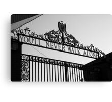 This is Anfield Canvas Print