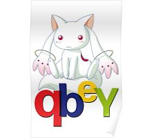 Kyubey Poster
