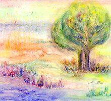 Landscape of Dreams by Caroline  Lembke