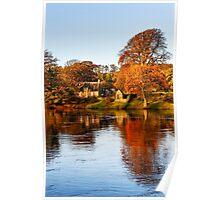 Autumn Tyne Poster