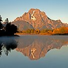 Teton Reflections by Gary Lengyel