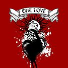 One Love by tastypaper