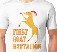 First Goat Battalion Unisex T-Shirt