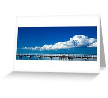 One Cloud to Rule Them All Greeting Card