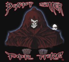 GRIM REAPER AND SIDE KICK/ BABY SITTER FOR HIRE by roadie