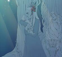 Thranduil&Legolas (Mirkwood Family) ~ Most precious Treasure  by Clarice82