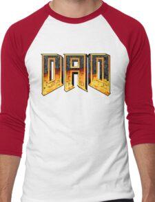 DAD Men's Baseball ¾ T-Shirt