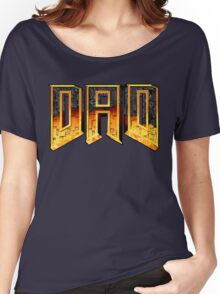 DAD Women's Relaxed Fit T-Shirt