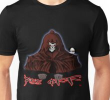 GRIM REAPER AND SIDE KICK/ PISS OFF Unisex T-Shirt
