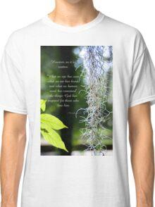 1 Corinthians 2 9 Classic T-Shirt
