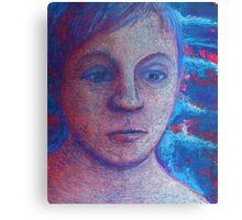 The Boy Picasso Canvas Print