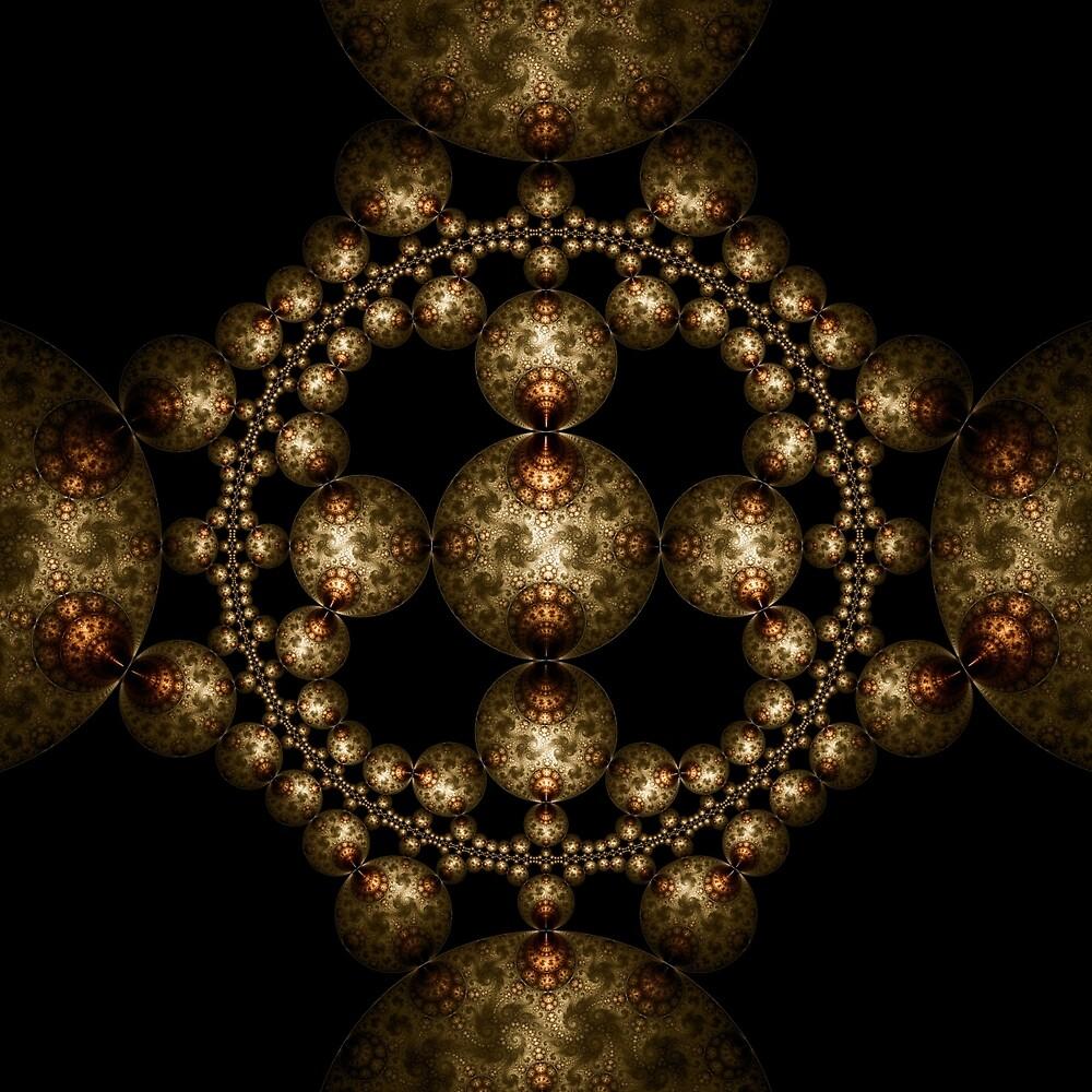 Dragon Jewels by Ross Hilbert