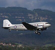 HARS C47- A65-94 VH-EAF by Stephen Jarrett