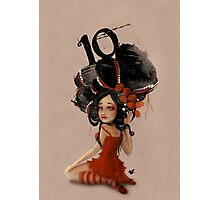 Girl 10 | Wild Hair Photographic Print