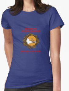 Attack Hamster Womens Fitted T-Shirt