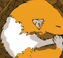 Attack Hamster Sticker