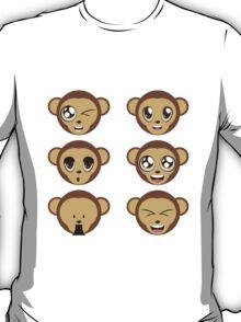 Monkey Heads T-Shirt