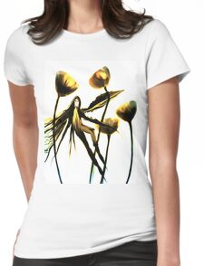 Into The Sun Womens Fitted T-Shirt
