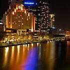Southbank, Melbourne, Victoria. by DavidIori