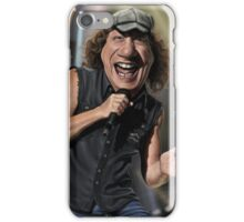 Brian Johnson iPhone Case/Skin