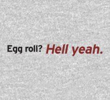 Teen Wolf - Egg Roll Kids Tee
