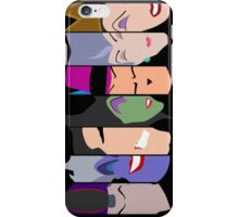 The Seven Disney Sins iPhone Case/Skin