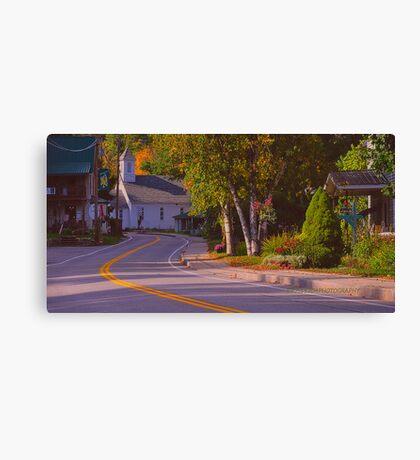 New Yorks Adirondack region XVI Canvas Print