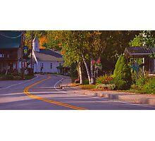 New Yorks Adirondack region XVI Photographic Print