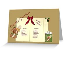 Christmas Season (#1) Greeting Card