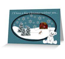Christmas Season (#2) Greeting Card