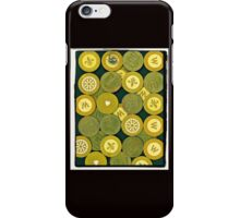 Jumble Of Chips iPhone Case/Skin