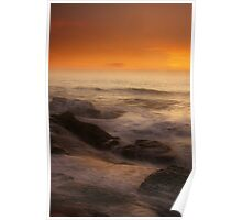 Misty Seas Poster