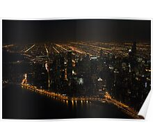 The Grand View - Aerial Photography Poster