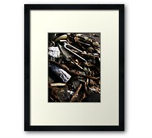Collected Works Framed Print