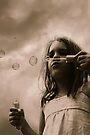 Stormy bubbles by Ashli Zis