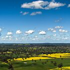 View From The Picaninny - Dunkeld Victoria by paulmcardle