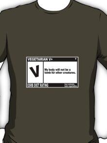ETHICAL VEGETARIAN T-Shirt