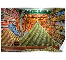 Jerusalem Spice Merchant  Poster
