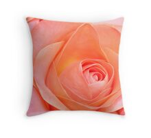 In the pink ... Throw Pillow