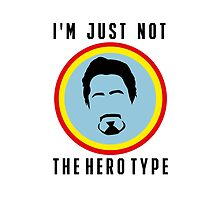 I'm just not the hero type by NaimaDahmer