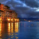 Portofino night by oreundici