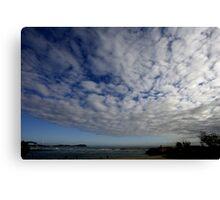 Beachscape V Canvas Print