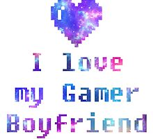 Gamer Boyfriend by MochaFury