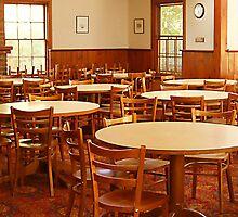 Hostel Dining Room, Ballarat by tmac