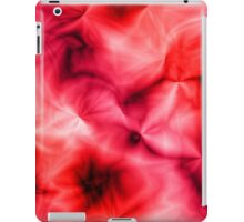 Deep Rose Shadows iPad Case/Skin
