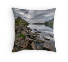 Ancient Waters Throw Pillow